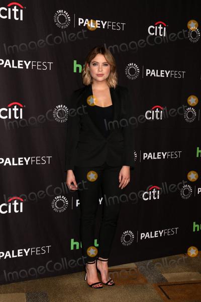 Ashley Benson Photo - Ashley Bensonat the 34th Annual PaleyFest Los Angeles - Pretty Little Liars Dolby Theater Hollywood CA 03-25-17