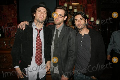 James Duval Photo - Bret Roberts and James Avallone and James Duvalat the Playback Wrap Party House of Blues West Hollywood CA 04-04-10