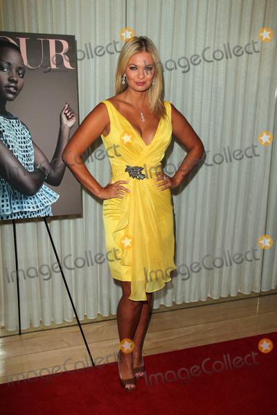 Angeline-Rose Troy Photo - Angeline-Rose Troyat DuJour Magazine Honors Lupita Nyongo Mondrian Hotel West Hollywood CA 01-11-14