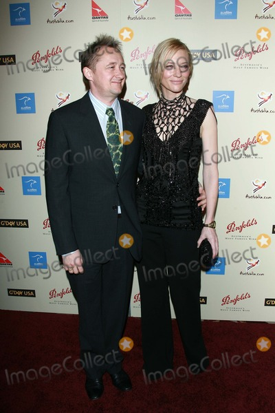 Andrew Upton Photo - Andrew Upton and Cate Blanchettat the GDay USA Penfolds Black Tie Icon Gala Hyatt Regency Century Plaza Los Angeles CA 01-13-07