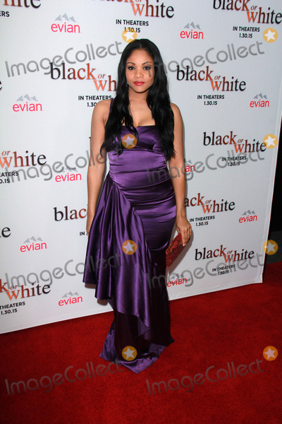 Erica Hubbard Photo - Erica Hubbardat the Black Or White Los Angeles Premiere Regal Cinemas Los Angeles CA 01-20-15