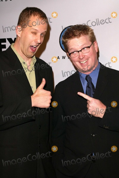 Andrew Stanton Photo - Andrew Stanton and Lee Unkrich at the DVD Exclusive Awards presented by DVD Exclusive Magazine Wiltern Theater Los Angeles CA 12-02-03