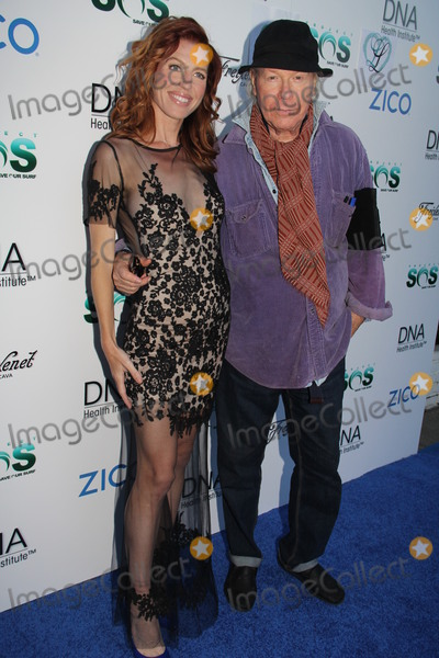 Henry Jaglom Photo - Tanna Frederick Henry Jaglomat the Tanna Frederick  Project Save Our Surf Partnership Launch With DNA Health Institute Larissa Love Cosmetics Santa Monica CA 05-13-15
