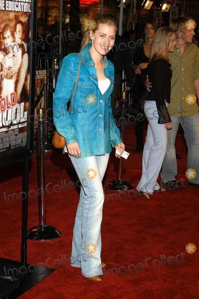 Amy Adams Photo - Amy Adams at the Premiere of Dreamworks Old School at Chinese Theatre Hollywood CA 02-13-03