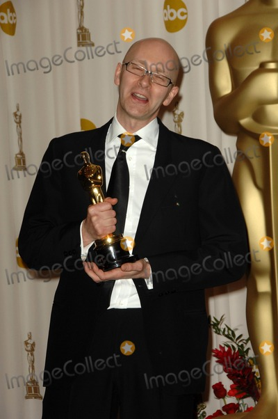 Chris Dickens Photo - Chris Dickens in the Press Room at the 81st Annual Academy Awards Kodak Theatre Hollywood CA 02-22-09