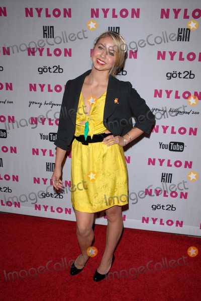 Ayla Kell Photo - Ayla Kell at the NYLON Magazines May Issue Young Hollywood Launch Party Roosevelt Hotel Hollywood CA 05-12-10