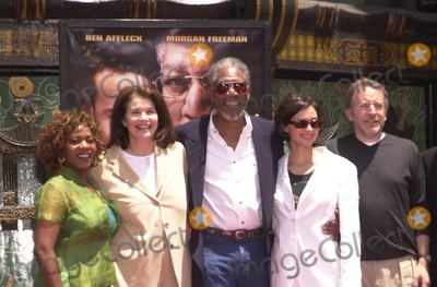 Ashley Judd Photo - Alfre Woodard Sherry Lansing Morgan Freeman Ashley Judd and Frank Darabont at Freemans hand and foot print ceremony at the Chinese Theater Hollywood 06-05-02
