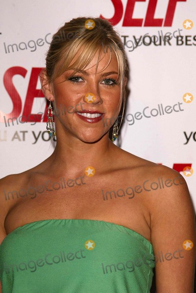Candace Muzny Photo - Candace Muzny at a party to celebate Self Magazines Hollywood Gets Healthy issue Fred Segal Santa Monica CA 04-28-04