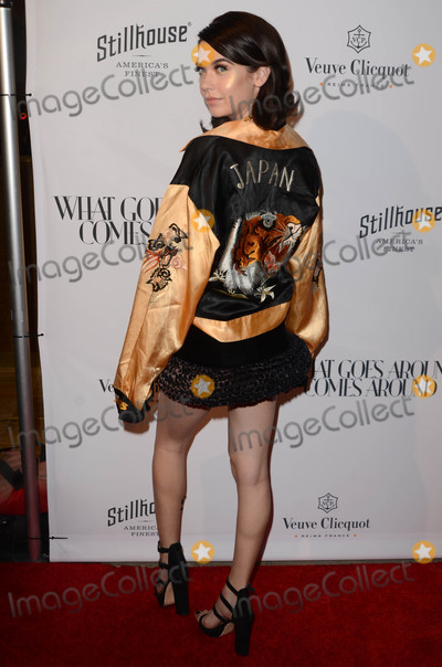 Amanda Steele Photo - Amanda Steeleat the What Goes Around Comes Around Beverly Hills Flagship Boutique Grand Opening Beverly Hills CA 10-13-16