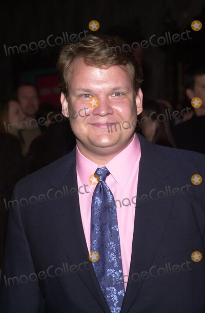 Andy Richter Photo - Andy Richter at the premiere of Touchstone Pictures BIG TROUBLE at the El Capitan Theater Hollywood 04-02-02