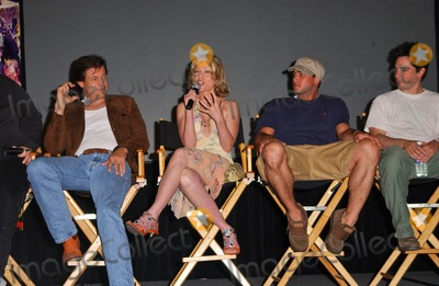 Michael Par Photo - Michael Par Jenny McShane Taylor Kinney and Aaron Strongoniat a cast panel and autograph signing for the new horror film Furnace Burbank Hilton Burbank CA 06-04-06