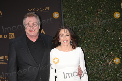 David Hunt Photo - David Hunt Patricia Heatonat the 43rd Daytime Emmy Creative Awards Arrivals Westin Bonaventure Hotel  Los Angeles CA 04-29-16