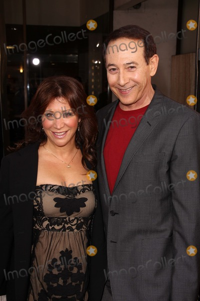 Paul Reubens- Photo - Cheri Oteri and Paul Reubensat the HBO True Blood Season 5 Premiere Cinerama Dome Hollywood CA 05-30-12