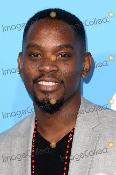 Aml Ameen Photo - Aml Ameenat the Gringo LA Premiere Regal Cinemas Los Angeles CA 03-06-18