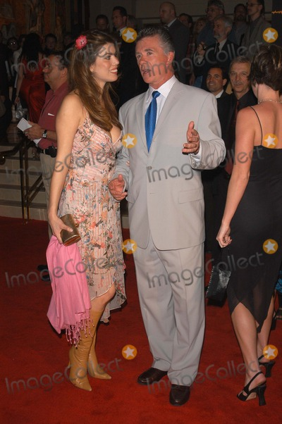 Alan Thicke Photo - Alan Thicke and date Tanya Callau at the premiere of A New Day at Caesarss Palace Las Vagas NV 03-25-03