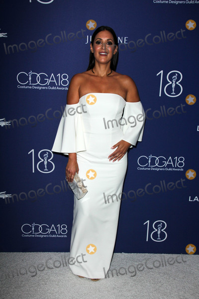 Angelique  Cabral Photo - Angelique Cabralat the 18th Costume Designers Guild Awards Beverly Hilton Hotel Beverly Hills CA 02-23-16