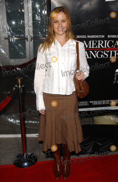 Anne Judson Yager Photo - Anne Judson-Yagerat a Industry Screening of American Gangster Arclight Hollywood Hollywood CA 10-29-07