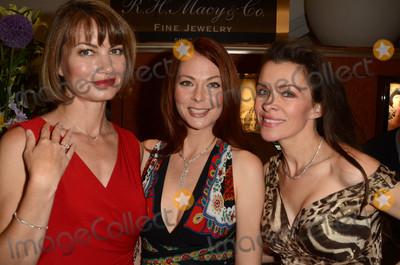 Anna Easteden Photo - Rena Riffel Anna Easteden Alicia Ardenat the Iberjoya Jewelry Event Macys Woodland Hills CA 06-12-16