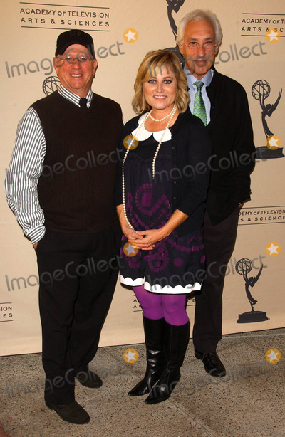 Steven Bochco Photo - Mike Post with Maureen McCormick and Steven Bochcoat the Another Opening Another Show A Celebration Of TV Theme Music presented by ATAS The Leonard H Goldenson Theater North Hollywood CA 10-11-07