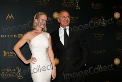 Andrew Ordon Photo - Jennifer Ashton Andrew Ordonat the 43rd Daytime Emmy Awards Press Room Westin Bonaventure Hotel Los Angeles CA 05-01-16