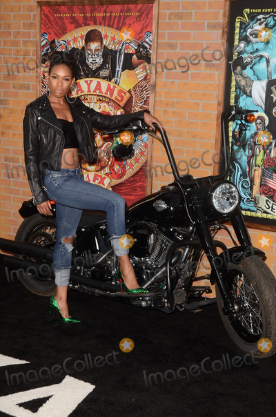 Angela Lewis Photo - Angela Lewisat the Mayans MC Red Carpet Premiere TCL Chinese Theater Hollywood CA 08-28-18