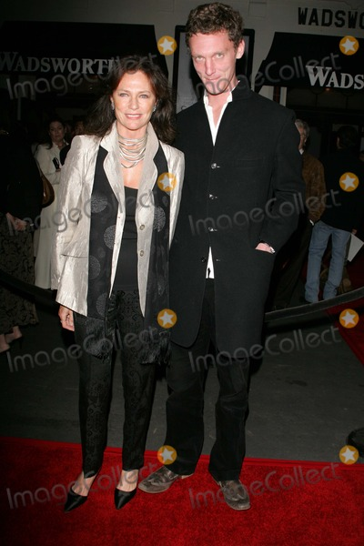 Jacqueline Bisset Photo - Jacqueline Bisset and friendat the Opening night of Salome Wadsworth Theatre Los Angeles CA 04-27-06