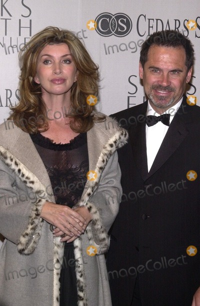 """Carolyn Espley-Miller photos and pictures - dennis miller and wife at the """"unforgettable"""