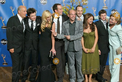 Arrested Development Photo - Cast of Arrested Development at the 56 Annual Primetime Emmy Awards at The Shrine Auditorium Los Angeles CA 09-19-04
