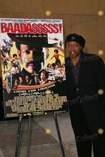 TK Carter Photo - TK Carter at the premiere of the Sony Pictures Classics Baadasssss at the Egyptian Theater Hollywood CA 05-25-04