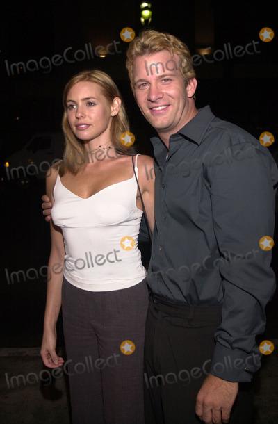 Olivia DAbo Photo -  Thomas Jane and Olivia DAbo at the premiere of Under Suspicion in Santa Monica 09-18-00