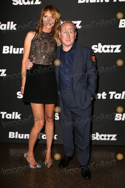 Adrian Scarborough Photo - Dolly Wells Adrian Scarboroughat the Blunt Talk Premiere DGA Theater Los Angeles CA 08-10-15