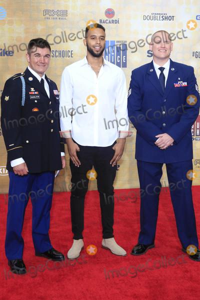 Anthony Sadler Photo - Alek Skarlatos Anthony Sadler Spencer Stoneat Spike TVs Guys Choice 2016 Sony Studios Culver City CA 06-04-16