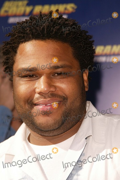Anthony Anderson Photo - Anthony Anderson at the premiere of Agent Cody Banks 2-Destination London at Mann National Theatre Westwood CA 03-06-04