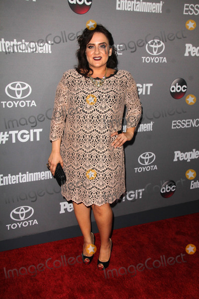 Artemis Pebdani Photo - Artemis Pebdaniat the TGIT Premiere Event Red Carpet Gracias Madre West Hollywood CA 09-26-15