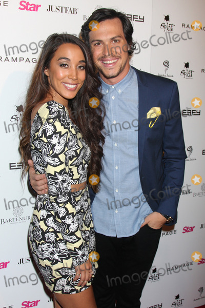 Alex Kinsey Photo - Sierra Deaton Alex Kinseyat the Star Magazine Scene Stealers Event Lure Los Angeles CA 10-09-14David EdwardsDailyCelebcom 818-915-4440