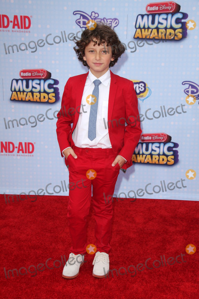 August Maturo Photo - August Maturoat the 2015 Radio Disney Music Awards Nokia Theater Los Angeles CA 04-25-15