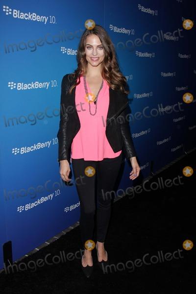 Julia Voth Photo - Julia Vothat the Blackberry Z10 Launch Party Cecconis West Hollywood CA 03-20-13