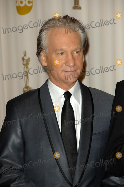 Bill Maher Photo - Bill Maher  in the Press Room at the 81st Annual Academy Awards Kodak Theatre Hollywood CA 02-22-09