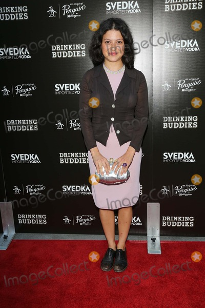 Alias Photo - Alia Shawkatat the Drinking Buddies Los Angeles Screening Arclight Hollywood CA 08-15-13