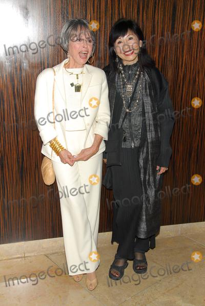 Amy Tan Photo - Rita Moreno and Amy Tanat the Professional Dancers Society Gypsy Awards Beverly Hilton Hotel International Ballroom Beverly Hills CA 02-26-06