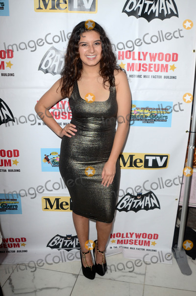 Amber Romero Photo - Amber Romeroat the Batman 66 Retrospective and Batman Exhibit Opening Night The World Famous Hollywood Museum Hollywood CA 01-10-18