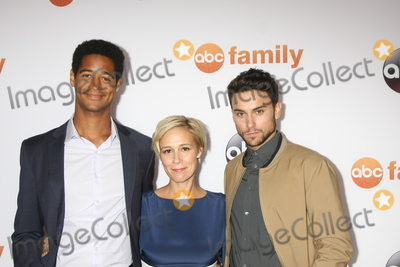 Alfred Enoch Photo - Alfred Enoch Liza Weil Jack Falaheeat the ABC TCA Summer Press Tour 2015 Party Beverly Hilton Hotel Beverly Hills CA 08-04-15