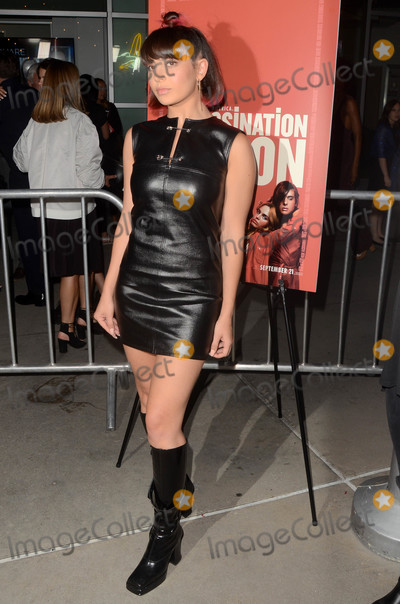 Charli XCX Photo - Charli XCXat the Assassination Nation Los Angeles Premiere Arclight Hollywood CA 09-13-18