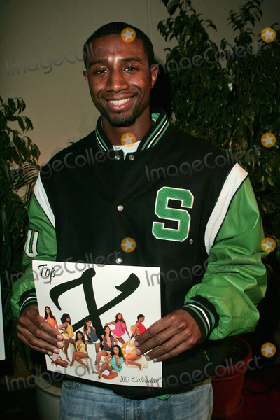 Andre Johnson Photo - Andre Johnsonat the Top X Calendar Release Pre-Oscar Party hosted by Denyce Lawton and Wesley Jonathan Loggia Hollywood CA 02-23-07