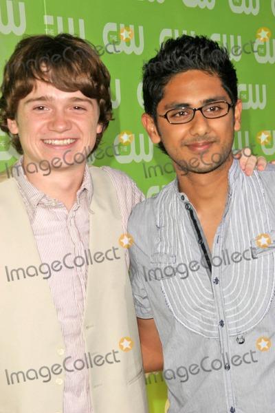 Adhir Kalyan Photo - Dan Byrd and Adhir Kalyanat the CW Summer 2007 TCA Press Tour Pacific Design Center Los Angeles CA 07-20-07