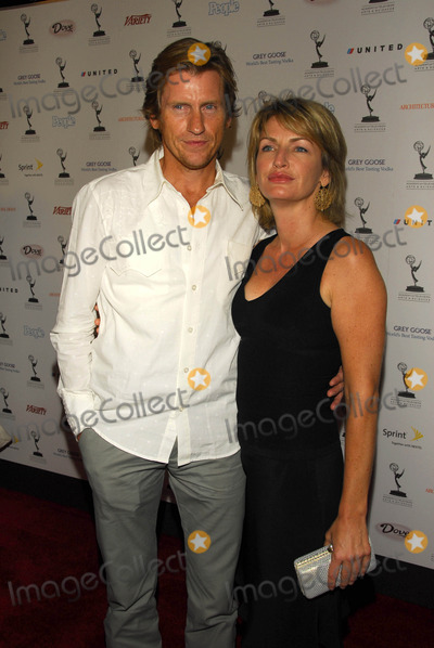 Ann Lembeck Photo - Denis Leary and Ann Lembeckat the 58th Annual Primetime Emmy Awards Nominees Dinner Wolfgang Puck West Hollywood CA 08-25-06
