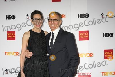 Abbe Land Photo - Abbe Land Michael Lombardoat the TrevorLIVE Gala Hollywood Palladium Hollywood CA 12-06-15