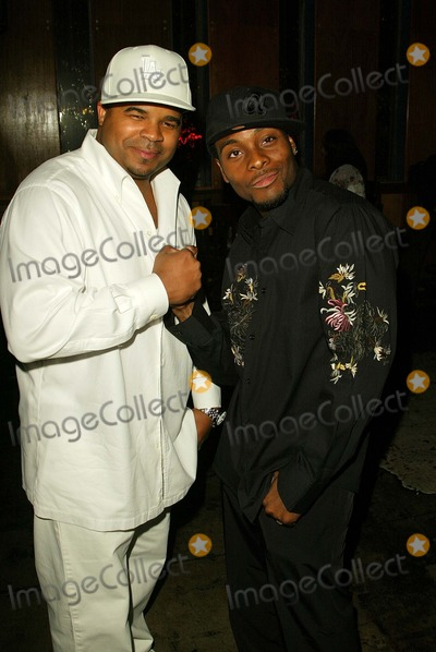 Claude Brooks Photo - Claude Brooks and Kel Mitchell at the launch party for Paramounts Televisions new Dance 360 at Las Palmas Hollywood CA 08-31-04