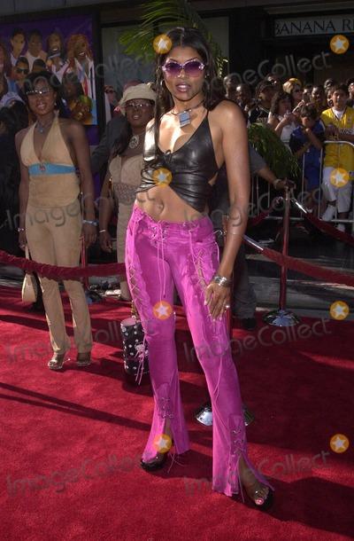 Taraji P Henson Photo - Taraji P Henson at the 2nd Annual BET Awards held at the Kodak Theater Hollywood 06-25-02