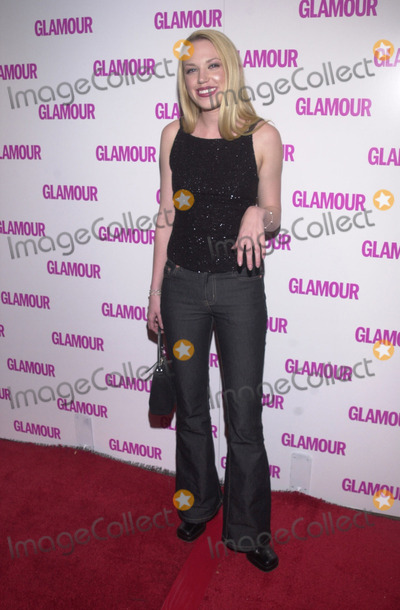 Adrienne Frantz Photo -  ADRIENNE FRANTZ at the Glamour Dont Party where fashion faux pas are  celebrated Norms Diner Hollywood 04-05-01